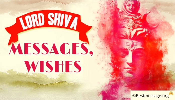Lord Shiva Messages - Lord Shiva images with messages