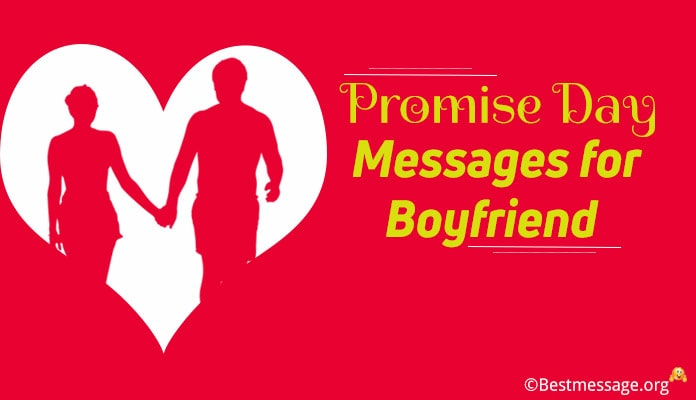 promise day messages for boyfriend with Image, Wishes, Greetings