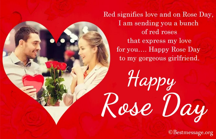 Rose Day Messages, Rose Day Wishes