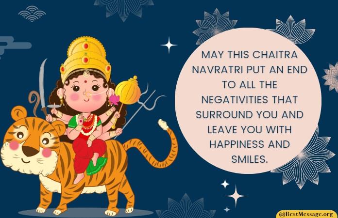 Chaitra Navratri Wishes Messages - Navratri wishes, navratri Images
