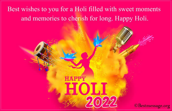 Holi Wishes Quotes - Best Holi Messages Images