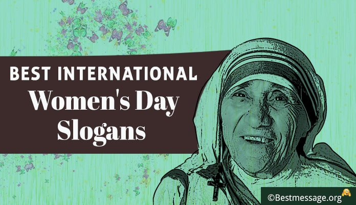 International Women's Day Slogans - slogan hindi
