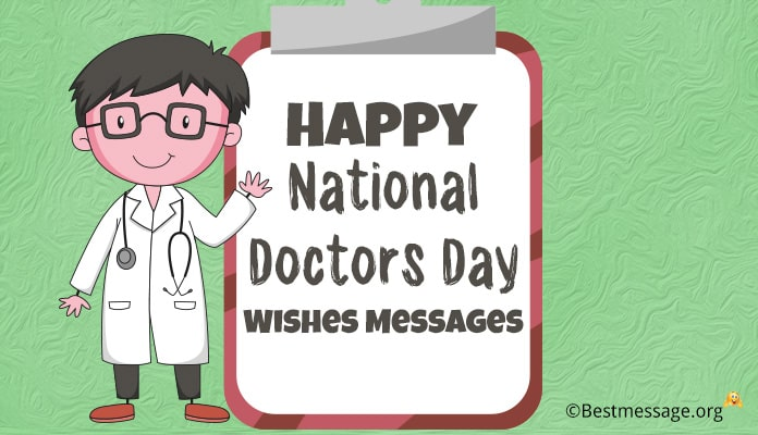 National Doctors Day Wishes Messages Images - 30 March