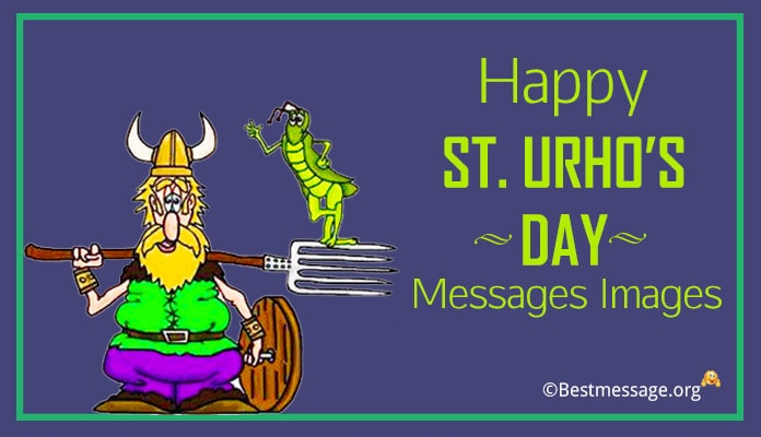 St. Urho's Day messages Images - Urho's Day Quotes