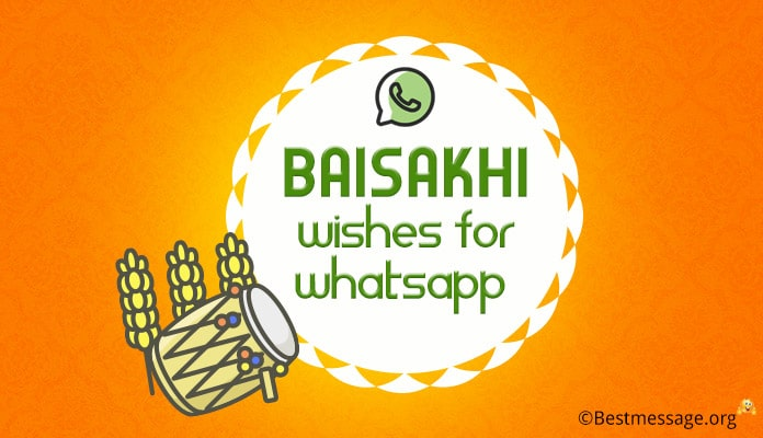 happy baisakhi whatsapp status, baisakhi Wishes Messages