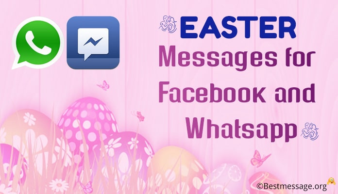 Easter Status Messages for Facebook and Whatsapp – Easter Images