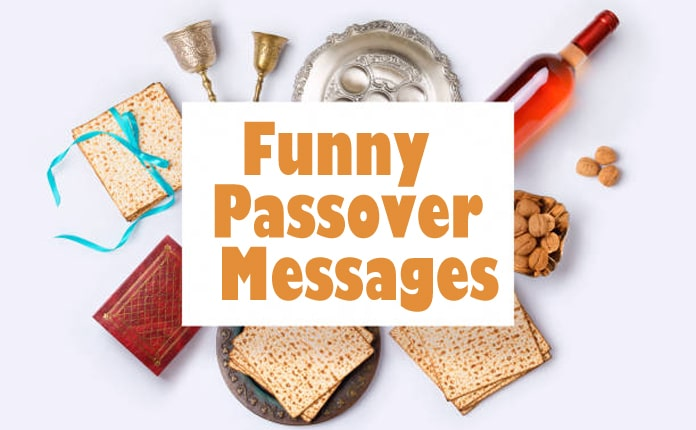 Funny Passover Messages, Funny Passover Jokes