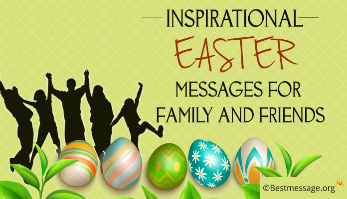 Inspirational Easter Messages - Inspirational Wishes Images