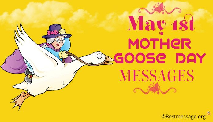 Mother Goose Day Messages Greetings image
