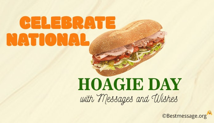 National Hoagie Day Messages and Wishes Image