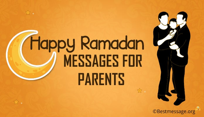 Ramadan Wishes Messages for Parents - Ramadan Greetings Image