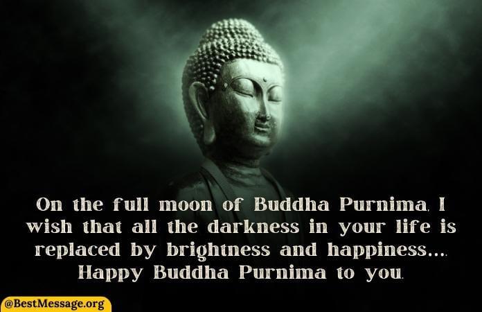 Happy Buddha Purnima Wishes Images, Quotes 2021