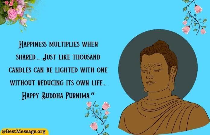 Buddha Purnima Messages, Buddha Purnima Quotes in English