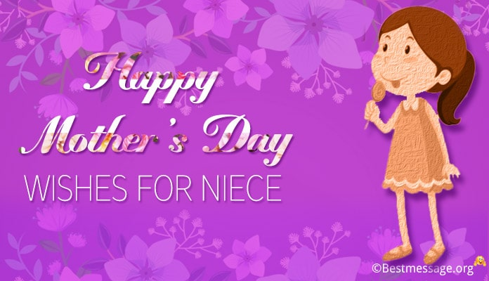 Mothers Day Wishes Messages for Niece, Nephew