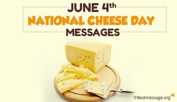 National Cheese Day Messages, Greetings image