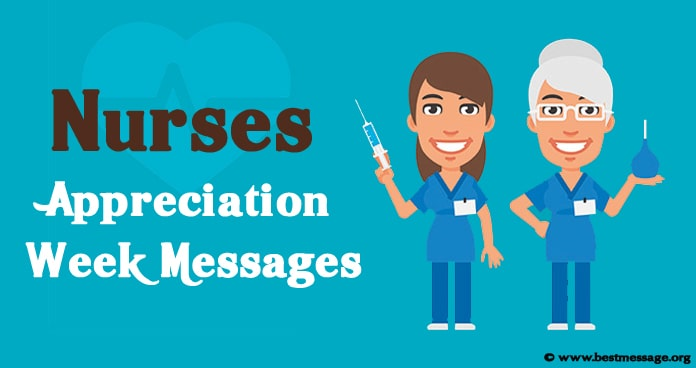 Nurses Appreciation Week Messages