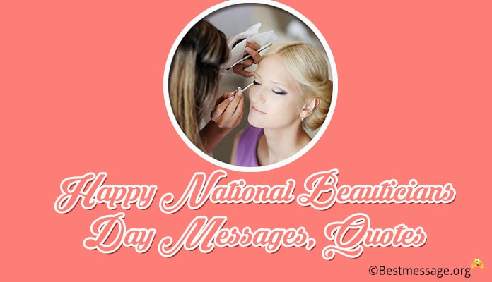 Happy Beauticians Day Messages Greetings Image