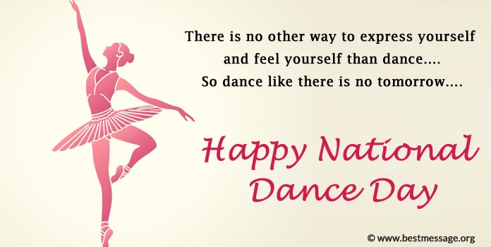 29  April - international dance day