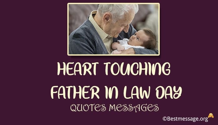 Father in Law Day Quotes - Father in Law Birthday Quotes