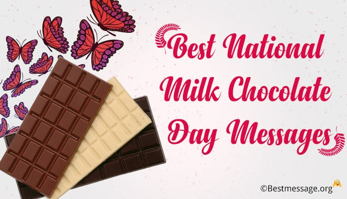 Milk chocolate day pictures, Image - chocolate day messages