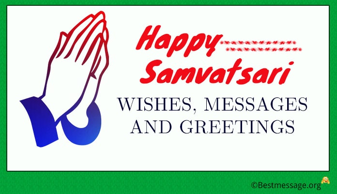 Happy Samvatsari Wishes, Messages, Greetings Image