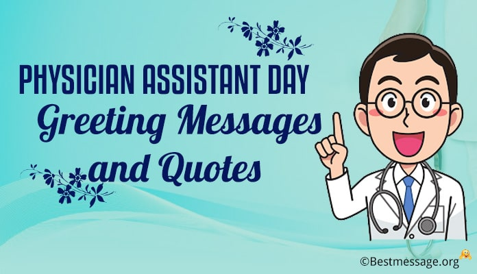 Physician Assistant Day Greetings Messages