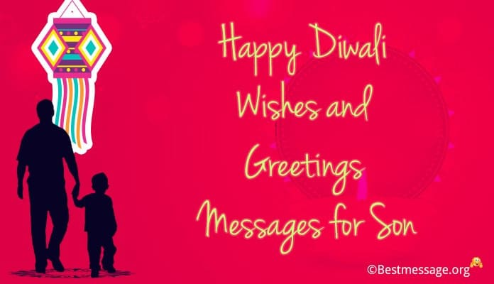 Happy Diwali Wishes - Diwali Messages for Son