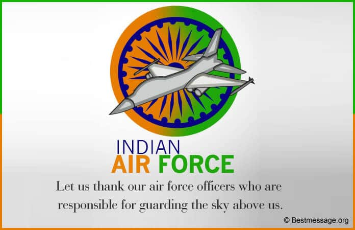 Indian Air Force Whatsapp Status Messages