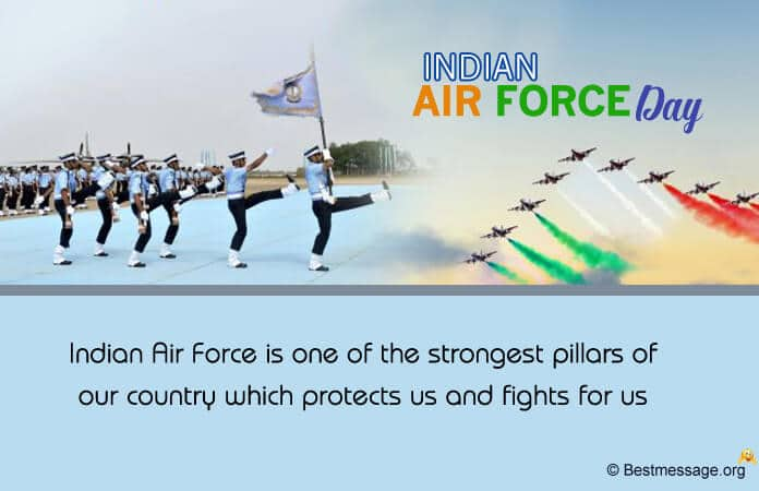 Indian Air Force Day 2021 Wishes images Quotes Photos
