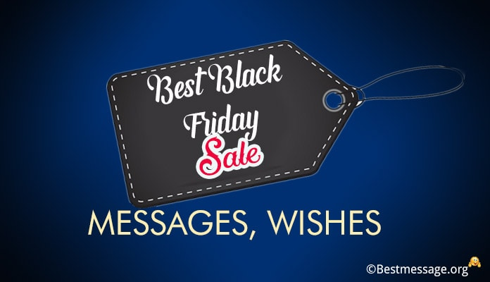 Black Friday Sale Messages, Wishes Image