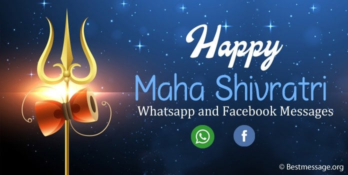 Maha Shivratri Whatsapp Status, Shivratri Status Messages Facebook