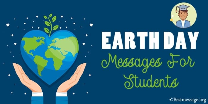 kindergarten Earth Day Wishes, Students Messages