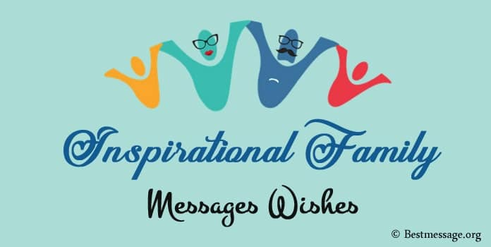Inspirational Family Day Messages, family quotes and sayings