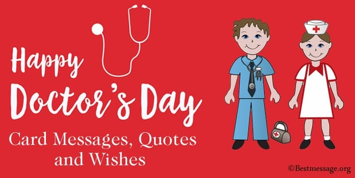 Doctors Day Greeting Card Messages