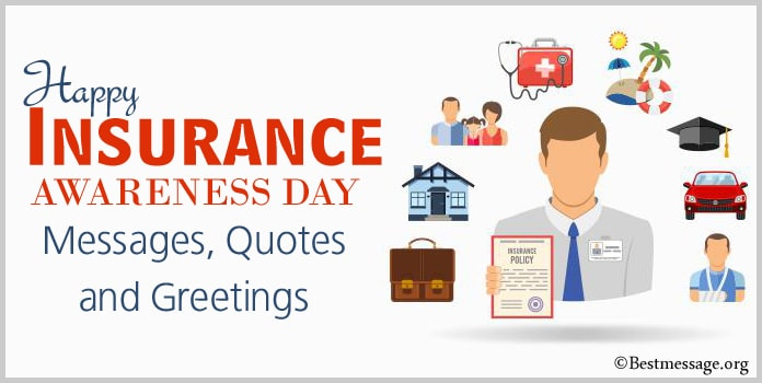 Happy Insurance Awareness Day Messages, Quotes