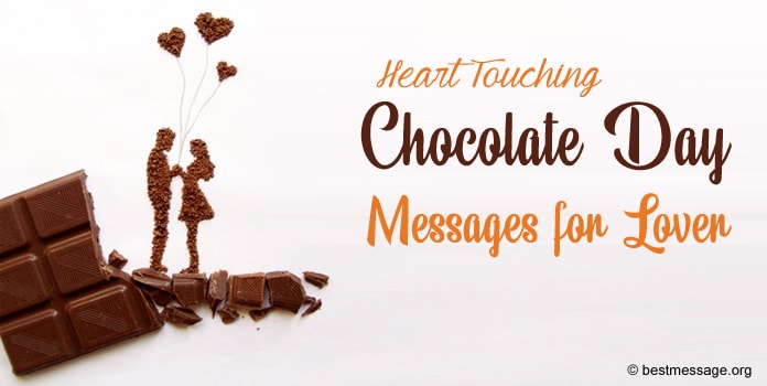 Chocolate Day Messages for Lover