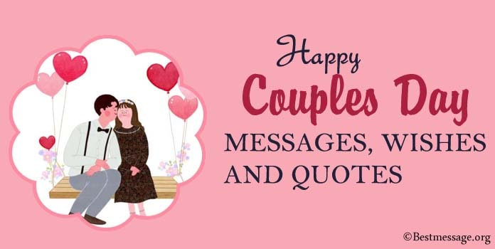 Happy Couples Day Messages, Couple Wishes, Couple Quotes