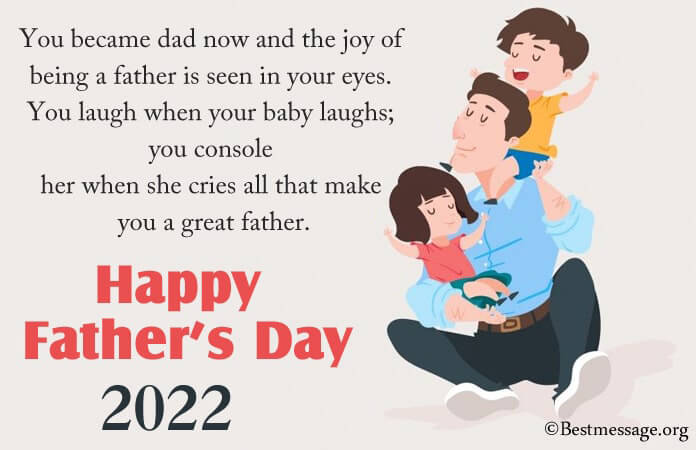 Happy Father's Day Wishes with Images and Pictures 2021