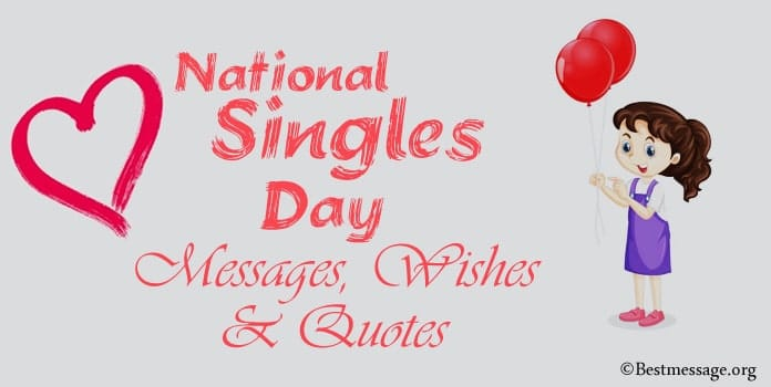 Happy Singles Day Wishes Messages, Singles Quotes