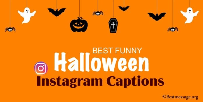 Halloween Captions, Funny Halloween Instagram Captions