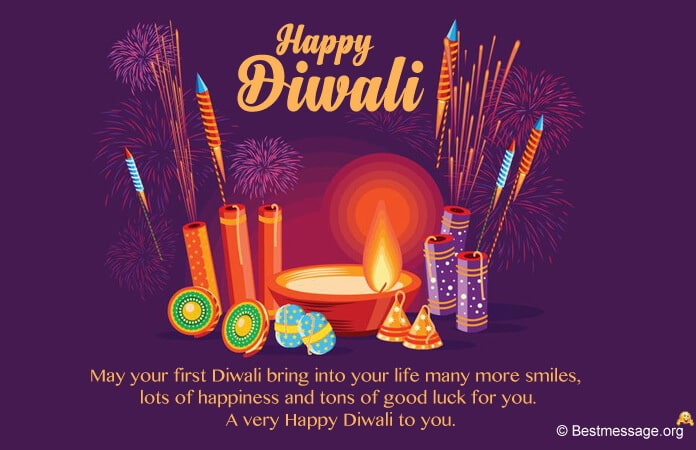 Best First diwali wishes quotes, messages greetings