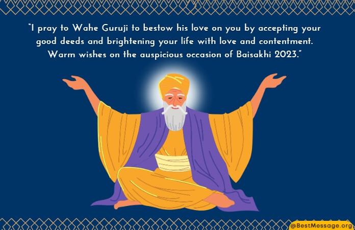Happy Baisakhi Wishes, Best Baisakhi Messages 2021