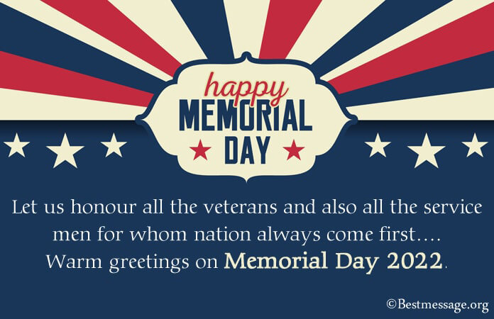 Memorial Day Greetings Messages, Memorial Day Quotes