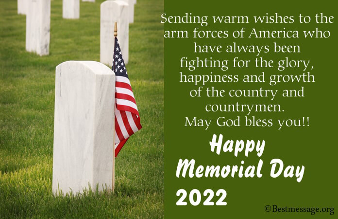 Happy Memorial Day Wishes, Memorial Day Thank You Quotes