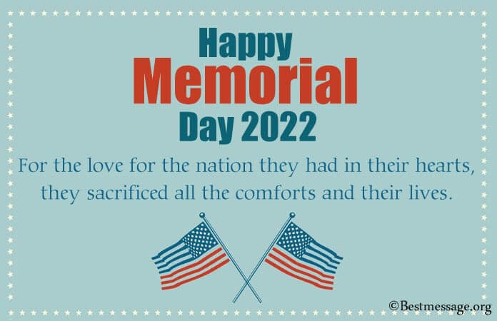 Happy Memorial Day Quotes, Military Quotes Sayings