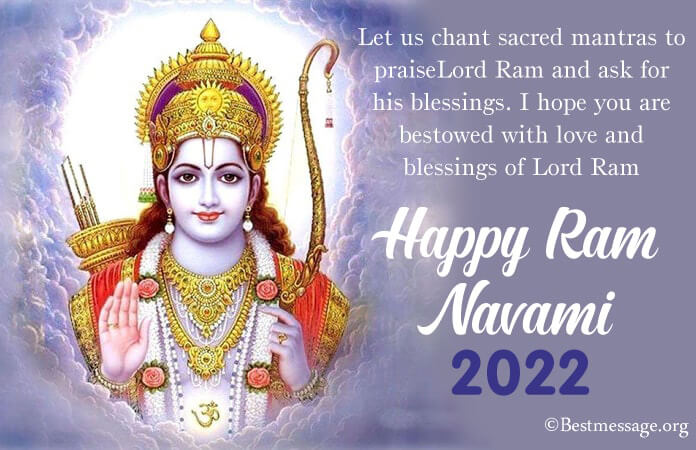 Shri Ram Navami Wishes Images 2021, Ram Navami Quotes Messages
