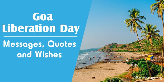 Goa Liberation Day Messages, Liberation Quotes, Goa Liberation Day Wishes Image
