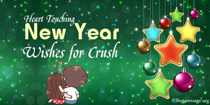 Happy New Year Wishes for Crush New Year Messages