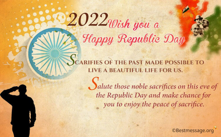 Happy Republic Day Wishes Images, Photo, Republic Day Messages