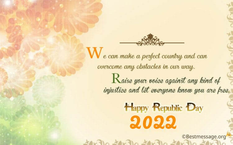 Republic Day Messages 2021, Republic Day Wishes, Images